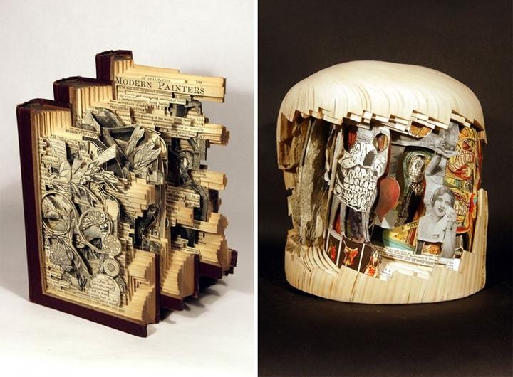 ブックアート彫刻-socialdesignmagazine31