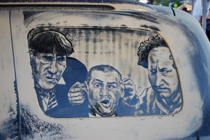 βρώμικο τέχνη αυτοκίνητο socialdesignmagazine07