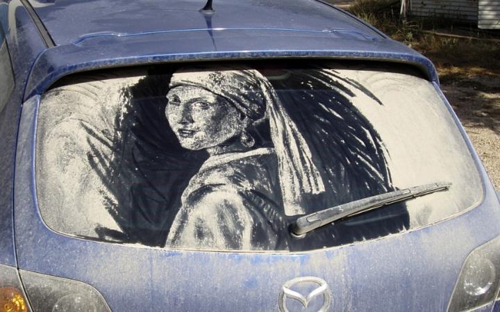 βρώμικο τέχνη αυτοκίνητο socialdesignmagazine12