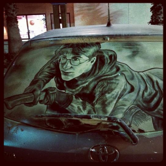 βρώμικο τέχνη αυτοκίνητο socialdesignmagazine13