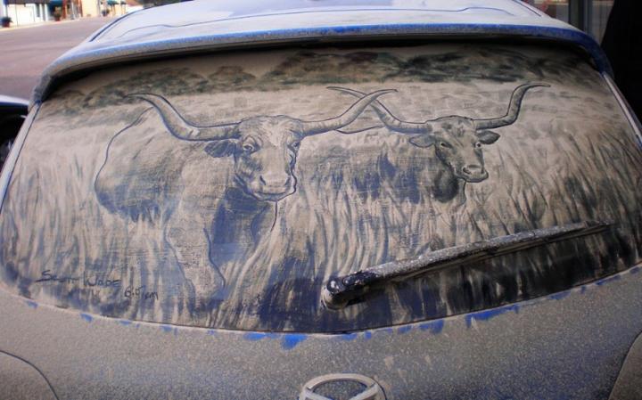 βρώμικο τέχνη αυτοκίνητο socialdesignmagazine18