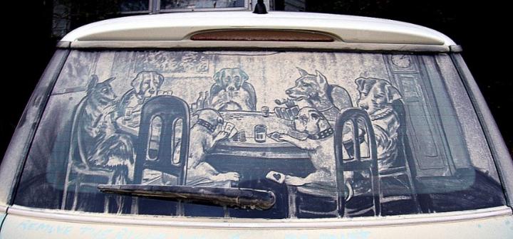 sujo carro de arte socialdesignmagazine24