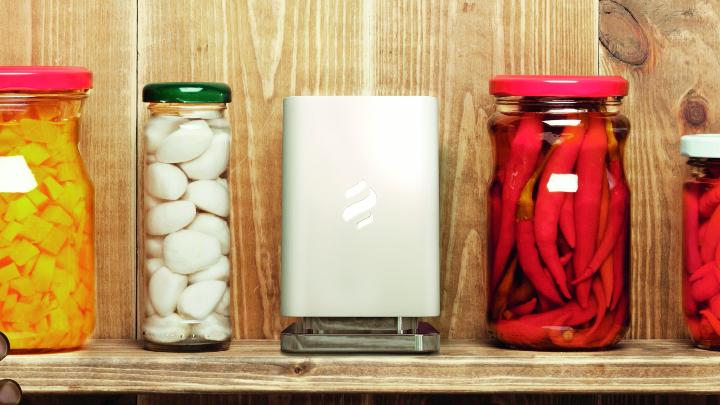latas blancas