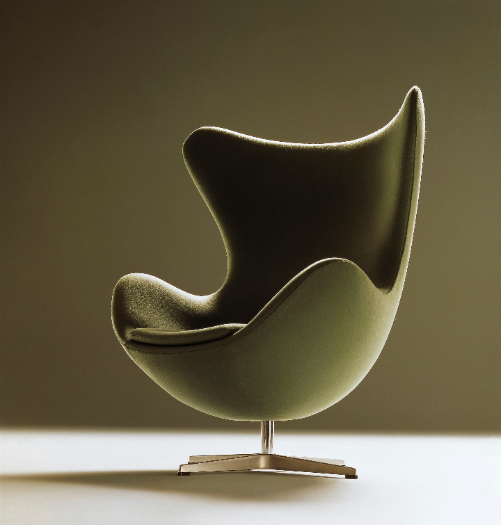 EGG chair Arne Jacobsen Social Design Magazine