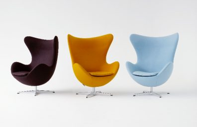 cadeira do ovo Arne Jacobsen Design Social Revista
