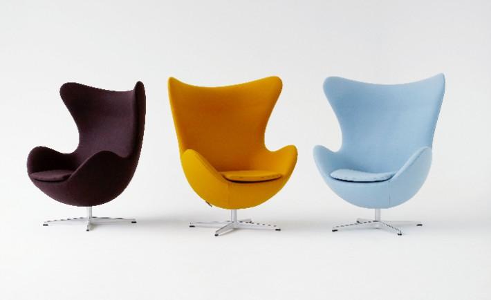 EGG chair Arne Jacobsen Social Design Magazine