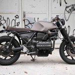 Custom BMW K 75 street tracker by Moto Sumisura social design magazine 02