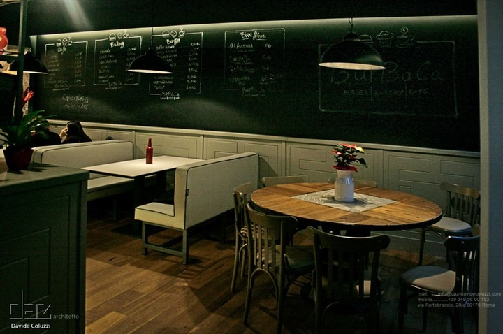 BurBaCa burger bar by Davide Coluzzi Architect social design magazine-03