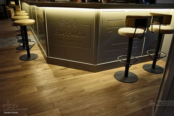 BurBaCa burger bar by Davide Coluzzi Architect social design magazine-04