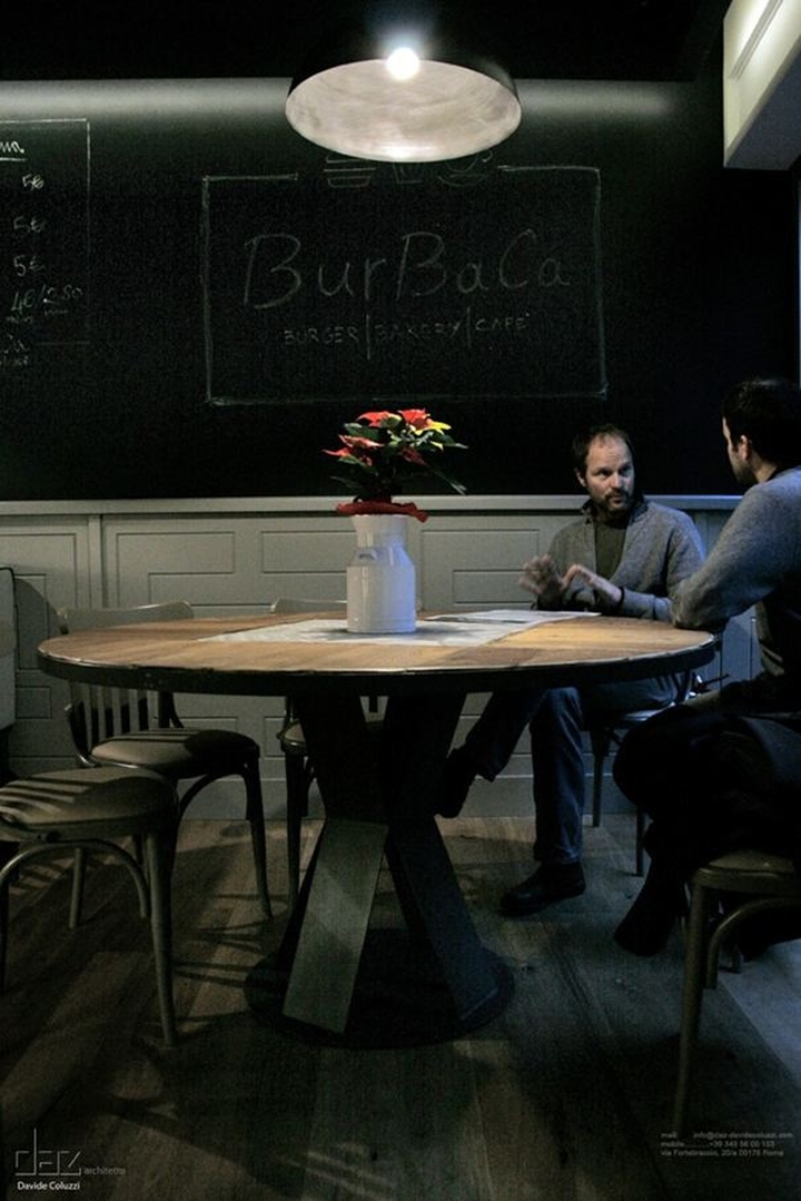 BurBaCa burger bar par David Coluzzi Architect Design Magazine-16 sociale