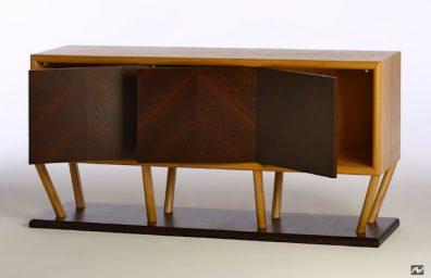最大Annibaliソーシャルデザイン雑誌-01による食器棚ゼニス