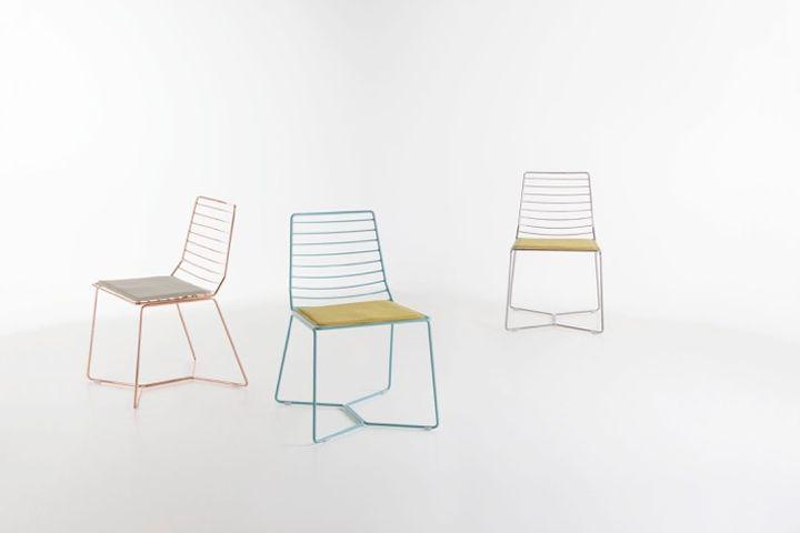 silla ANTIA por Alpestudio Formabilio para Diseño Revista Social