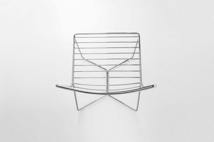 Formabilio社会デザインMagazineのAlpestudioによって椅子ANTIA