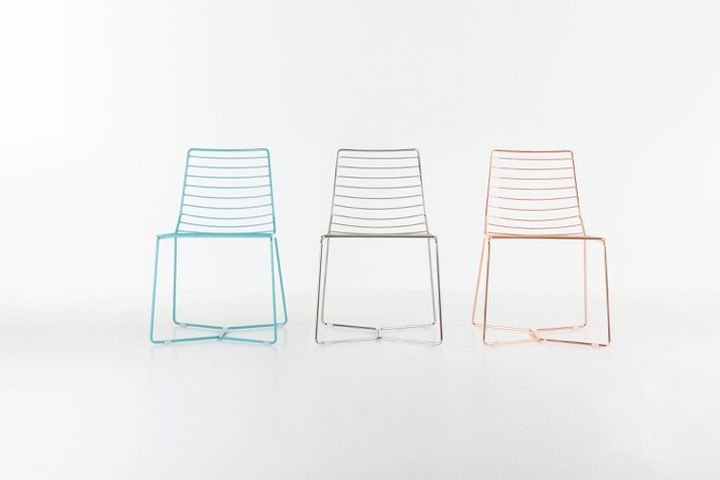 sedia ANTIA by Alpestudio per Formabilio Social Design Magazine