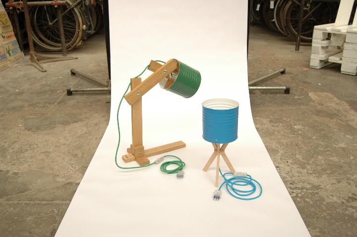 Lámpara Izmade Margherita lampDorothy en Indiegogo