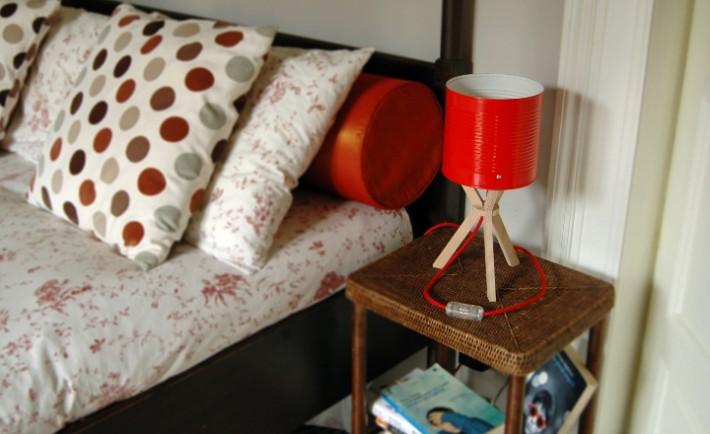 Izmade Margherita lamp Bedroom 01