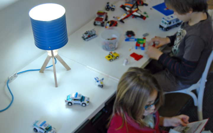 Izmade Margherita lamp Kids room 02
