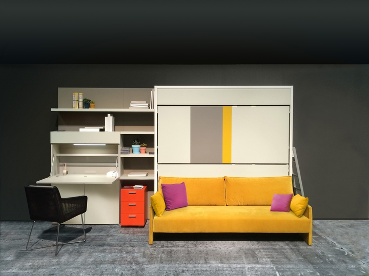 Clei KaliDuoSofa HomeOffice00 Ein soziales Design-Magazin