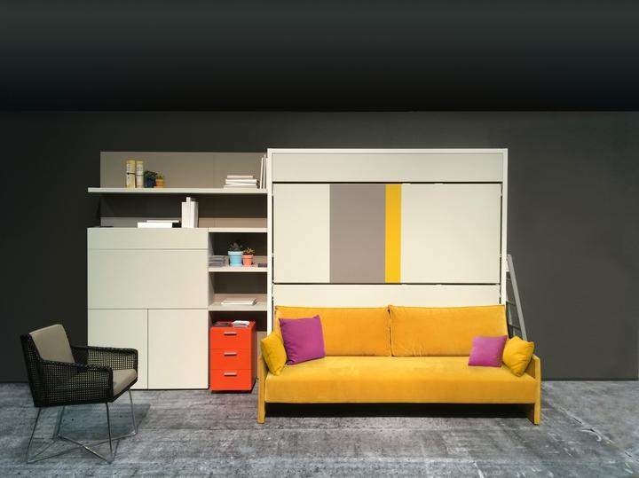 Clei KaliDuoSofa HomeOffice00 sozialen Designmagazin