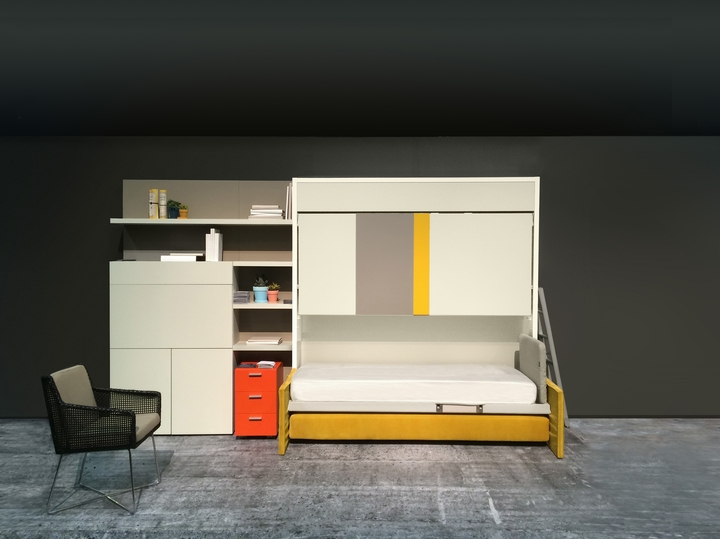 Clei KaliDuoSofa HomeOffice03 sozialen Designmagazin