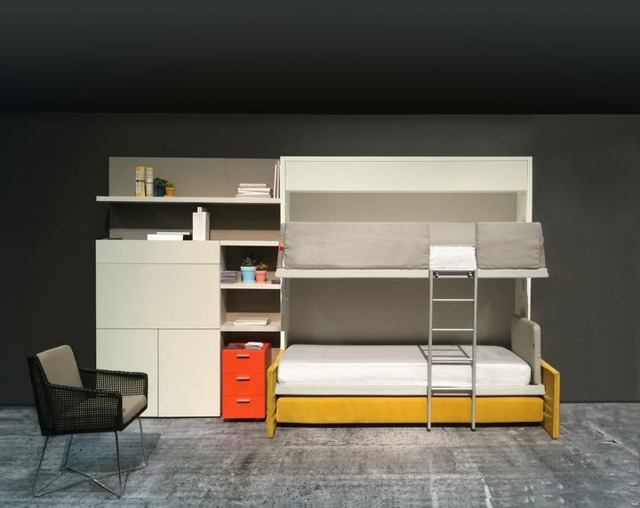 Clei KaliDuoSofa HomeOffice06 sozialen Designmagazin