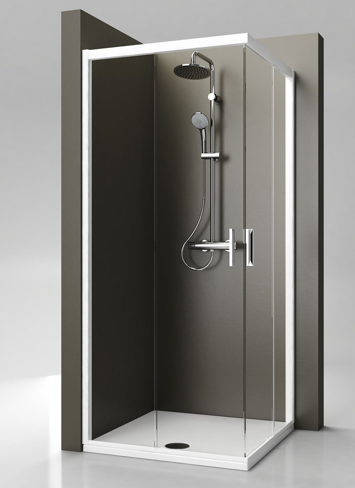 IS Box and dish Shower Strada.3 social design magazine