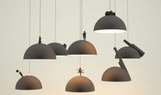 Leonardo Fortino land lamp 1