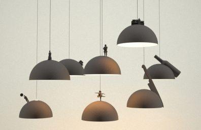 Leonardo Fortino lampe de terre 1