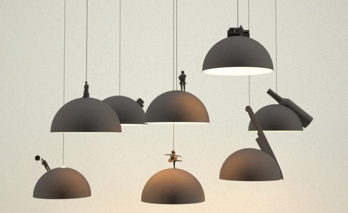 Leonardo Fortino land lamp 1