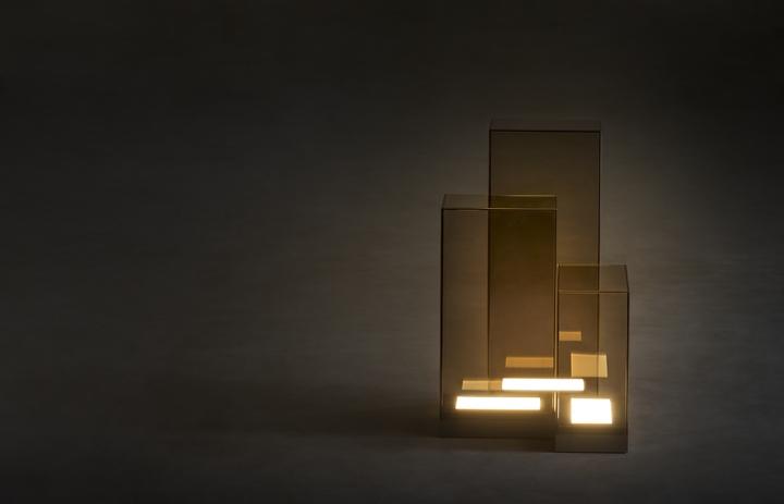 Natevo nightscape Masaki Murata magazine design social