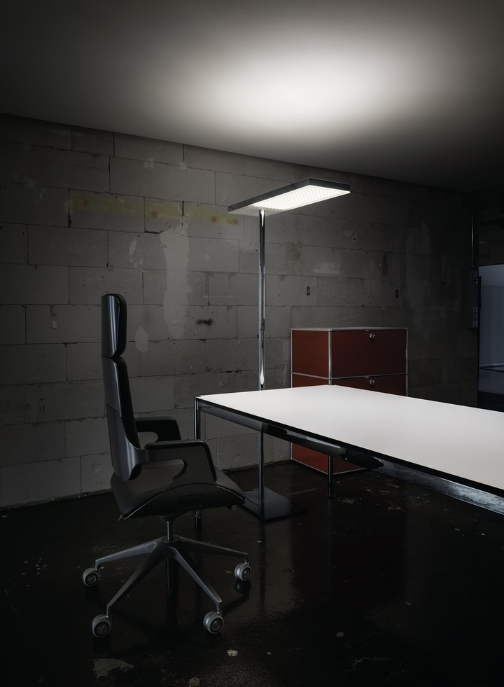 04 Office Air LED in Aktion Sozial Design-Magazin