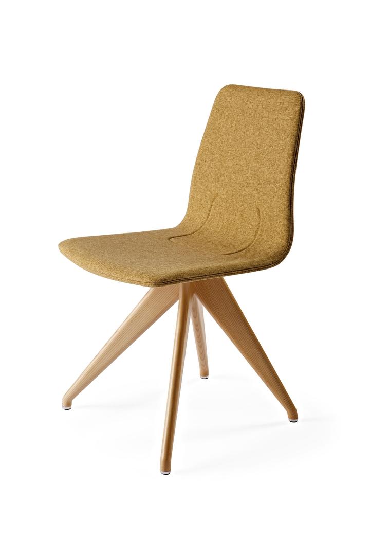 Potocco Torso Stuhl Firma Design-Magazin