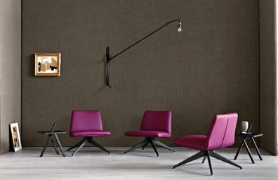 Potocco Torso table lounge amb social design magazine