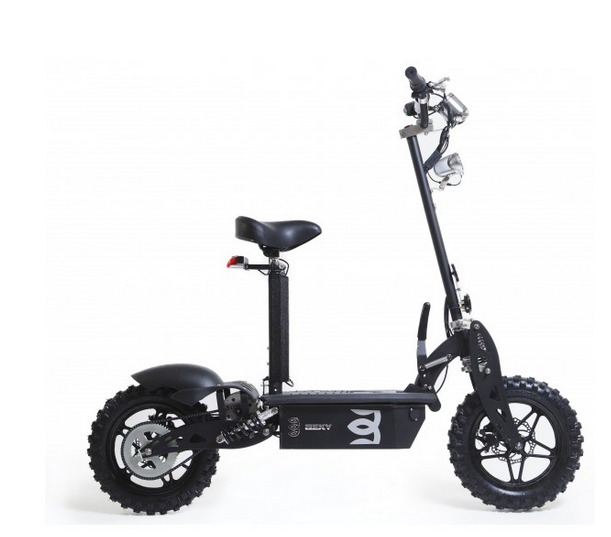 B Rally and scooters