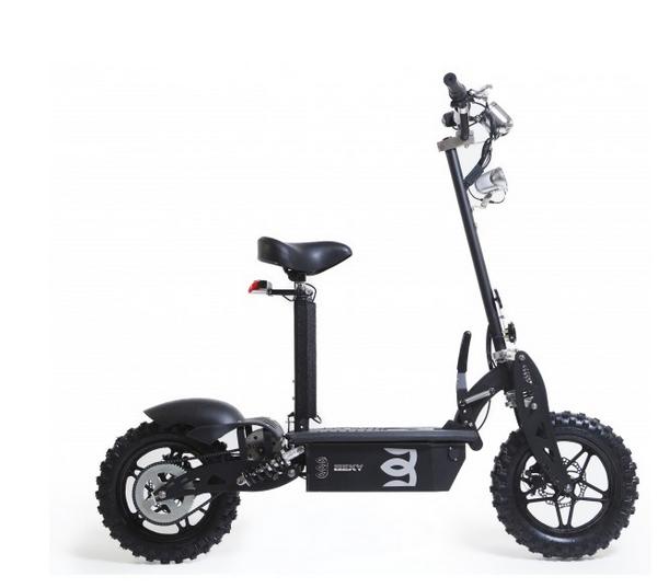 B Rally   e scooter