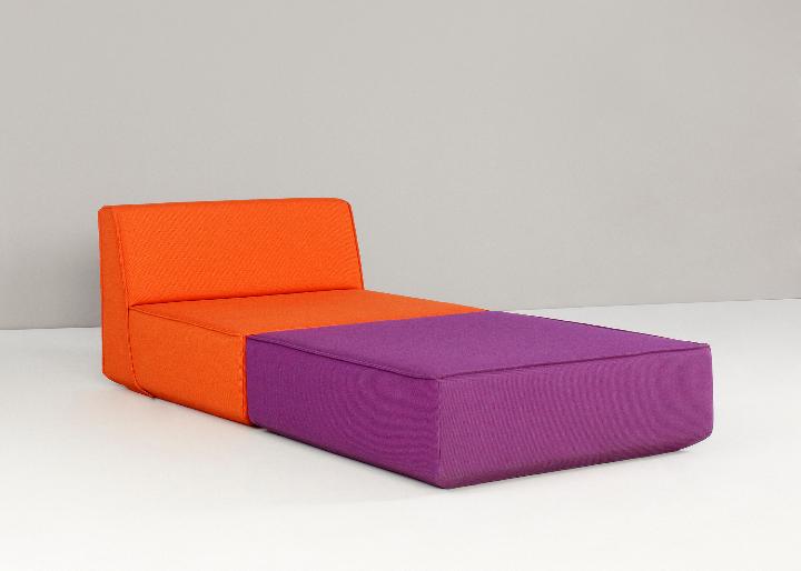 très confortable canapé-lit