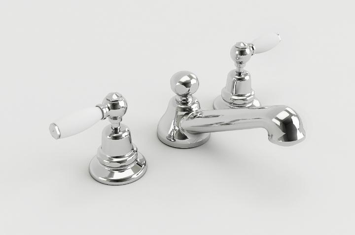 Gruppo lavabo Italica variante leva