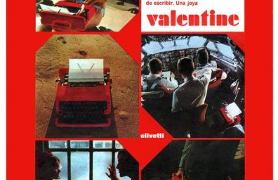 Olivetti valentine 1969