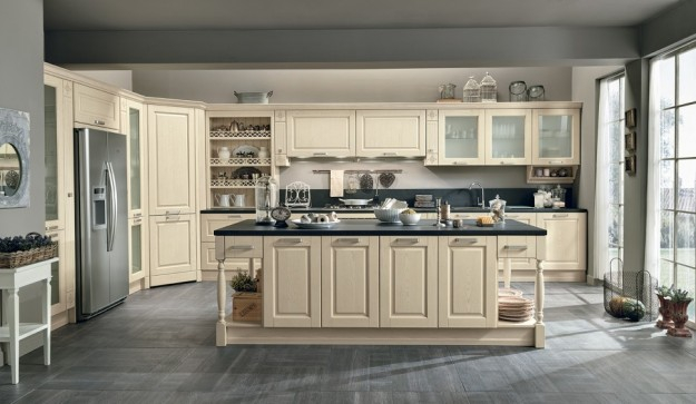 Luxe entre dans la cuisine avec colombini casa design magazine sociale - Febal cucine spa ...