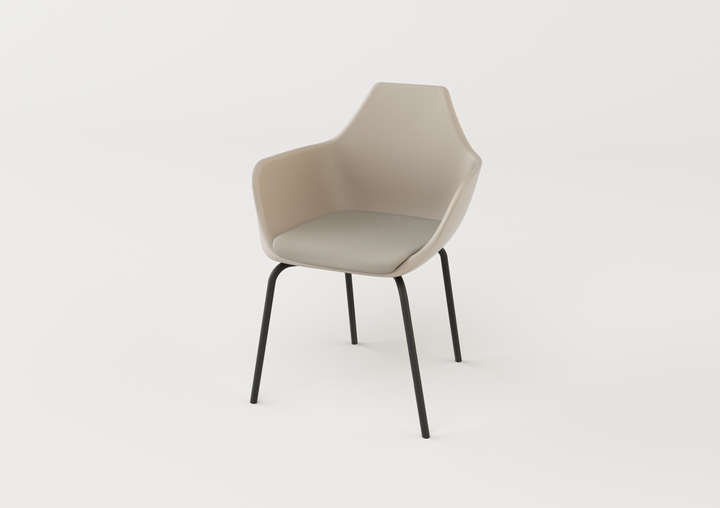 y rotational chair seat