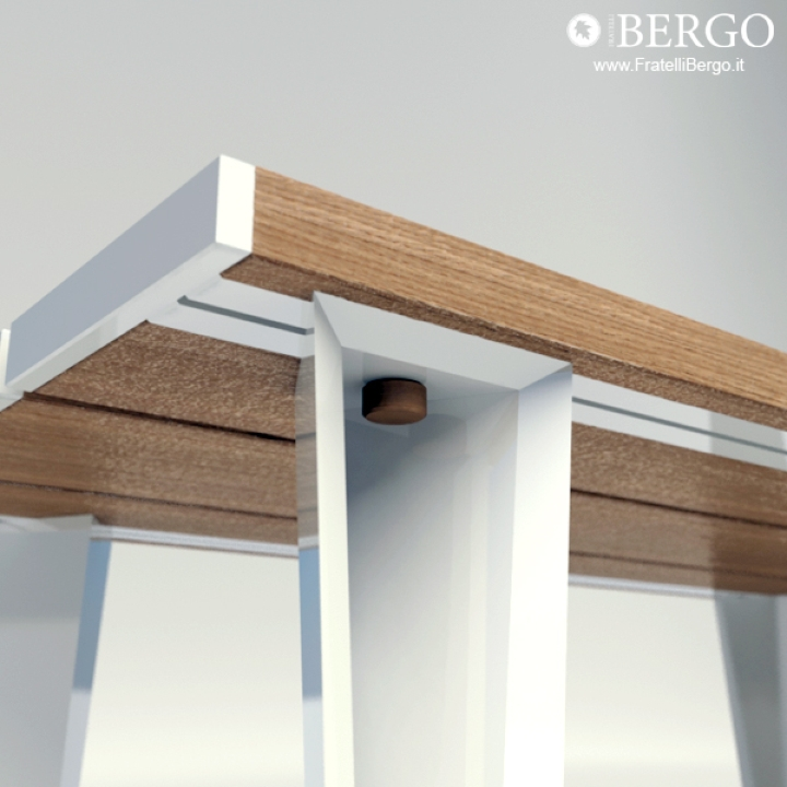 Table bergo 4 magazine design social