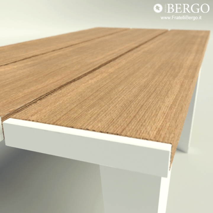 Table bergo 5 magazine design social
