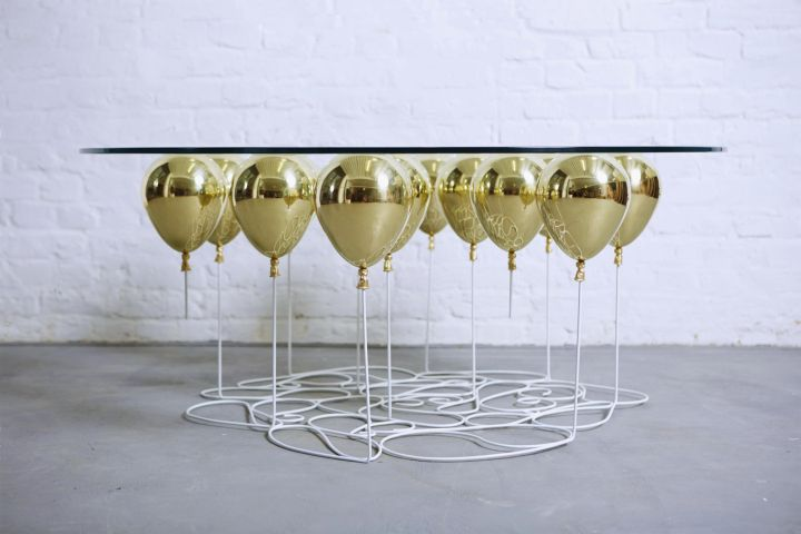 duffy london up balloon round coffee table edition 09