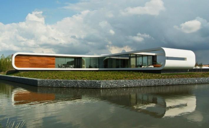 DuPont Corian Villa New Water 1
