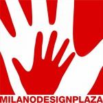 Milano Design Plaza MDP logo rosso 300dpi