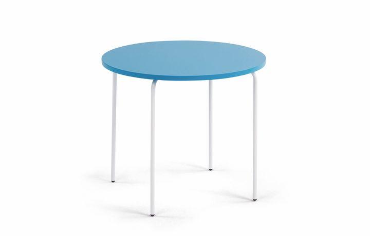 Kitsch Mini Tisch Blau