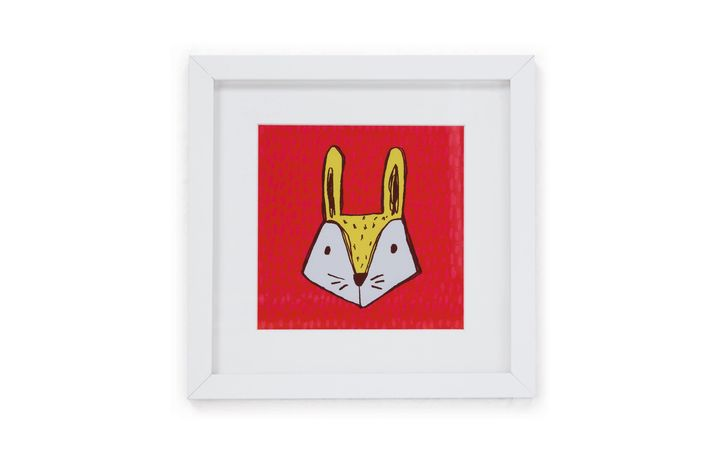Pipkin Framed Artwork Rabbit PR