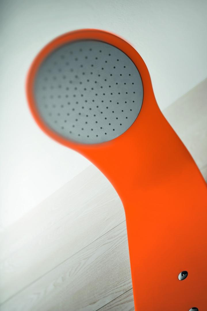 colonne de douche pluie Mac par Geda