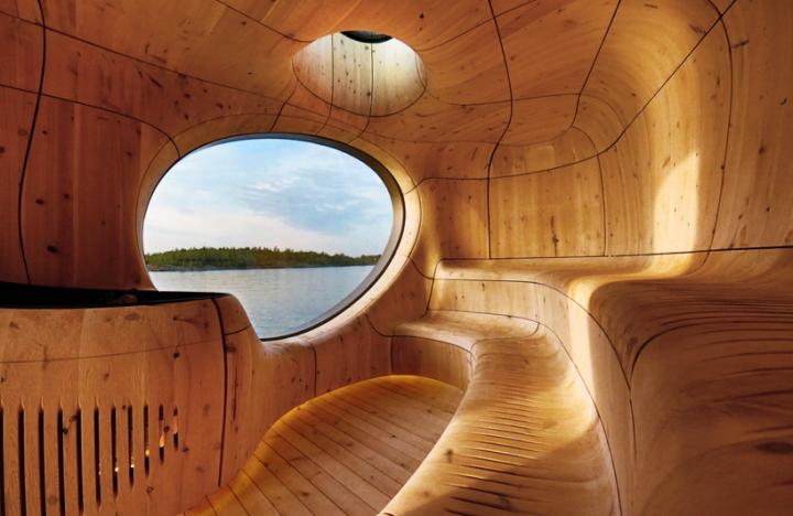 partisans gruta sauna Toronto, Canadá 02
