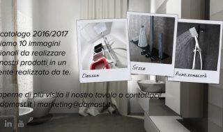 Cartolina di presentazione di Architecturama